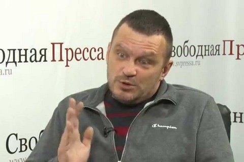 Командир «ДНР» попався вКриму зазапитом Інтерполу