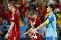 """Футболісти """"Червоної Фурії"""": наш виліт закономірний"""