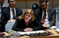 Постпред США в ООН обвинила Россию в эскалации конфликта в Украине