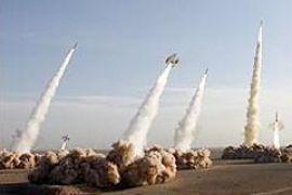 Иран испытал ракеты средней дальности