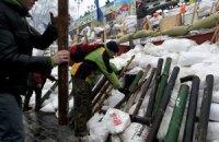 Оппозиция ждет разгона Евромайдана после праздников