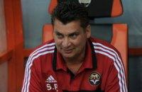 Украинский тренер госпитализирован в предынсультном состоянии.