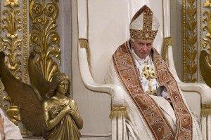 Бенедикт XVI уверен, что его отречение не повредит Церкви