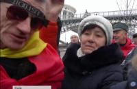 """Полиция возбудила дело о препятствовании работе журналистов """"5 канала"""" на Майдане"""