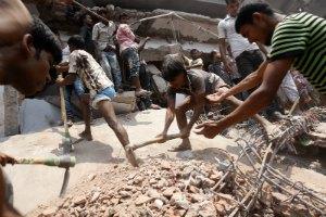 В Бангладеш задержан хозяин рухнувшего здания
