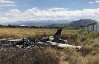 Украинский пилот-инструктор погиб в авиакатастрофе в Казахстане