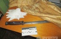У Запорізькій області п'яний чоловік поранив ножем чотирьох відвідувачів кафе