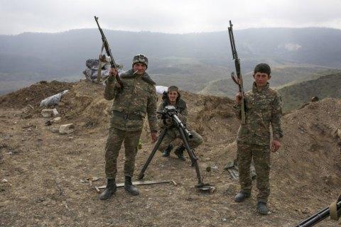 """Азербайджан і Вірменія обмінялися військовополоненими за принципом """"всіх на всіх"""""""