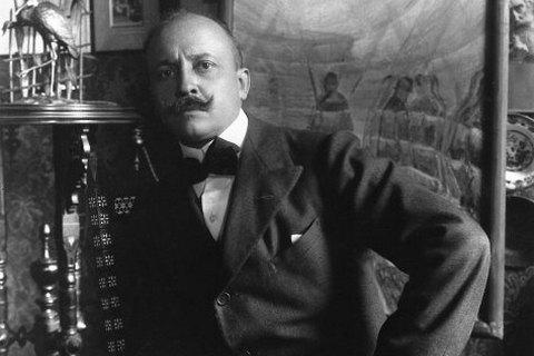 У Львові пройде лекція про візит засновника футуризму Томмазо Марінетті