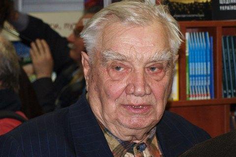 Помер письменник Юрій Мушкетик