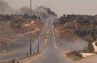В Сирии возобновился обстрел Хомса