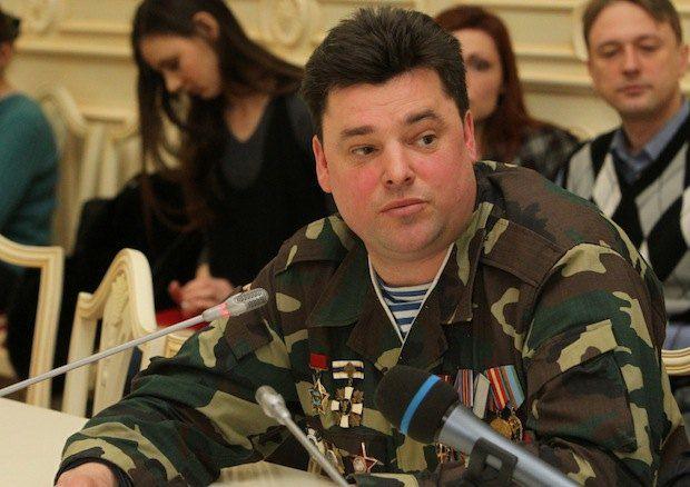 Представитель интересов воинов-афганцев Киева Николай Гончаренко