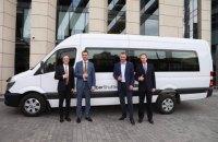 Uber запустив у Києві маршрутки UberShuttle