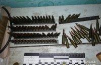 В Харьковской области задержали мужчину во время продажи гранат
