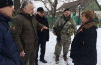 Польский депутат, автор доклада  о преступлениях россиян на Донбассе, приехала в Авдеевку