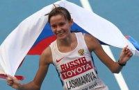 ЧМ по легкой атлетике: российская чемпионка заблудилась на финише