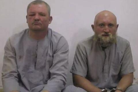Один из попавших в плен к ИГИЛ россиян раньше воевал на Донбассе