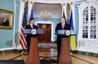 США четко заявили, что Украина будет в НАТО, - Климкин