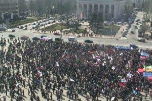 Донецкая милиция не мешала захватывать ОГА, чтоб не провоцировать беспорядки