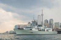 Два кораблі НАТО зайдуть у порт Одеси