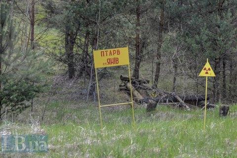 ВЧернобыльской зоне началось строительство хранилища отработавшего топлива АЭС
