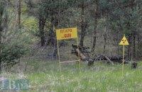 В Чернобыльской зоне стартовало строительство ядерного могильника