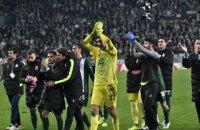 В матче против команды Реброва испанский клуб продлил феноменальную рекордную серию в еврокубках