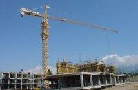 Госстат оценил падение строительной отрасли за год в 15%