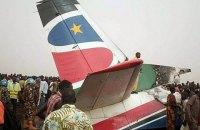 В Южном Судане разбился пассажирский самолет (обновлено)