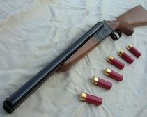 В Кривом Роге бизнесмен застрелился из охотничьего ружья