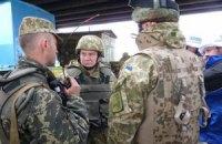 Военные установят пост наблюдения у Песков