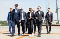 Вже цього року на Запорізьких мостах відкриють рух між обома берегами міста, - Тимошенко