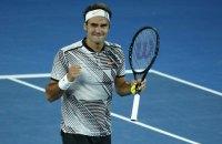 Федерер пятый раз выиграл Australian Open