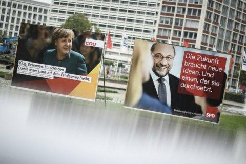 Шульц викликав Меркель на другі теледебати