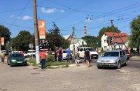 У Львові автомобіль поліції збив двох жінок на пішохідному переході