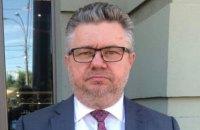 """""""Тітушку"""", який облив Порошенка зеленкою, відпустили з поліції без запобіжних заходів, – адвокат Головань"""