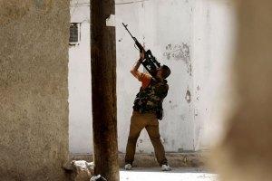 Беларусь отрицает, что пыталась продавать оружие Сирии