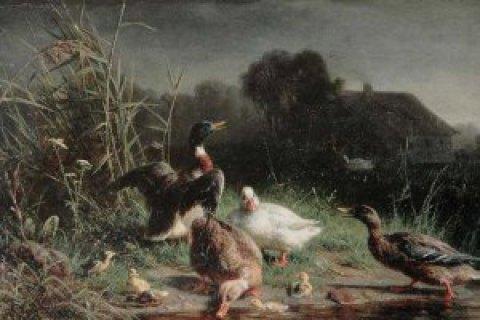 Національному художньому музею передали колекцію картин Градобанку