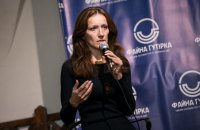 Першу заступницю голови Інституту національної пам'яті звільнили услід за В'ятровичем