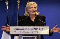 Французы считают программу Марин Ле Пен неправдоподобной