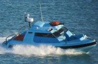 Боевики обстреляли два катера пограничников под Мариуполем
