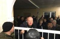 """Суд відпустив з-під варти екс-командира батальйону """"Донбас"""" Виногродського"""