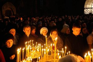 У православних почався Страсний тиждень