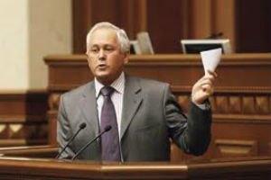 Регіонал готовий підтримати звільнення Литвина і Томенка