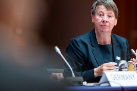 Німецький міністр екології нагадала про небезпеку атомної енергетики