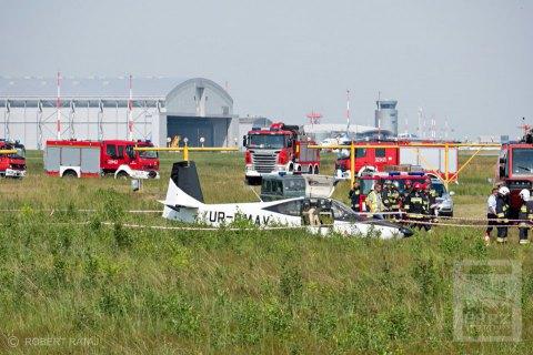 ВПольше разбился легкомоторный самолет