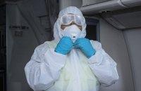 Официальное количество инфицированных коронавирусом в Украине увеличилось до 41