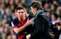 """Бывший главный тренер """"Барселоны"""" за несколько дней до своей смерти уговорил Месси остаться в клубе"""