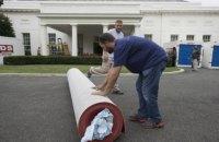 В Белом доме впервые с 1940-х годов делают капитальный ремонт