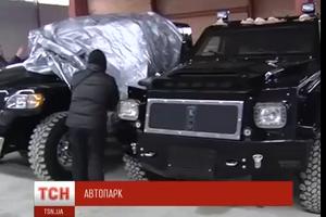 У Гостомелі знайшли покинутий автопарк сина Януковича